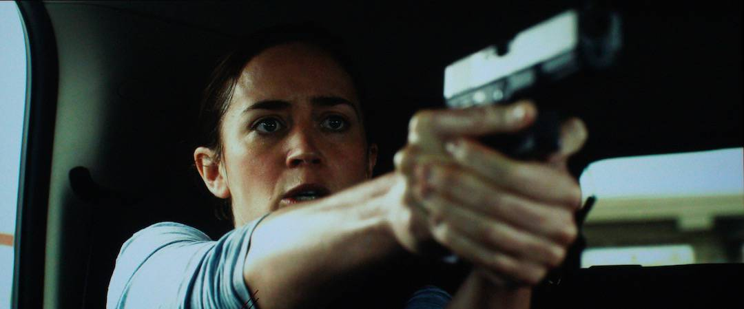 Sennheiser 598SR captures every nuance of the Sicario soundtrack