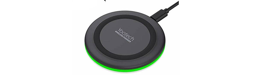 Yootech Wireless Max Fast Wireless Charging Pad for iPhone