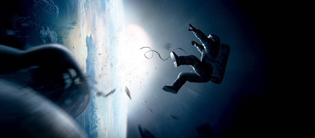 Gravity 3D Blu Ray
