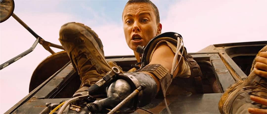 Mad Max Fury Road 3D Furiosa