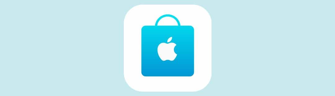 Apple Shopping Bag