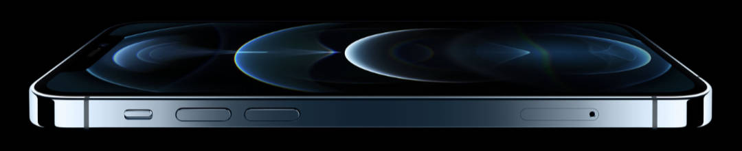 iPhone 12 Side View
